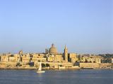 Valletta  Viewed from Sliema  Malta