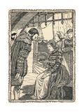 Elizabeth at Traitors Gate  1902