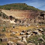 Greek Theatre at Ephesus  1st Century Bc