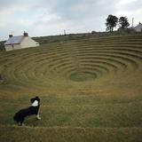Gwennap Pit Near Redruth  18th Century