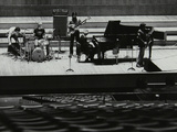 The Dave Brubeck Quartet Rehearsing on Stage at the Royal Festival Hall  London  10 November 1979