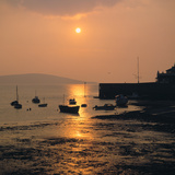 Sunset  Weston-Super-Mare  Somerset
