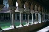 Cloister in the Abbey of Mossaic  11th Century