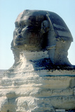 The Sphinx  Giza  Egypt  Period of Khafre  4th Dynasty  26th Century Bc