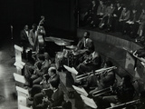The Count Basie Orchestra in Concert at Colston Hall  Bristol  1957