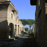 The House of Diana in the Roman Port of Ostia  2nd Century