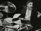 Buddy Rich in Concert at the Forum Theatre  Hatfield  Hertfordshire  March 1980