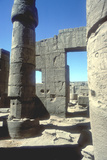Columns  Temple of Amun  Karnak  Egypt