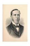 James William Lowther  1st Viscount Ullswater (1855 -1949)  Conservative Politician  1896