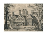 The Oak House  West Bromwich  Staffordshire  1915
