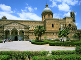Palermo Cathedral  Sicily  Italy