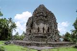Candi Kalasan  Buddhist Temple  Java  Indonesia