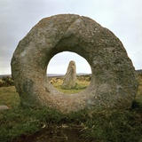 Men-An-Tol Stones  17th Century Bc