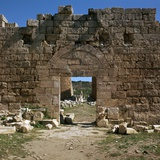 Outer Gate of the Ancient City of Perga  2nd Century