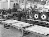 Packing Section  International Harvester Tractor Factory  Doncaster  South Yorkshire 1966
