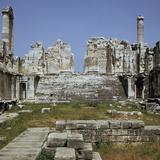 Greek Temple of Apollo  3rd Century