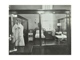 An Isolation Chamber  Brook General Hospital  London  1935