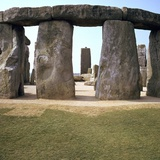 Stonehenge from the West  25th Century Bc