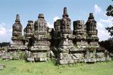 Prambanan  Hindu Temple Compound  Java  Indonesia