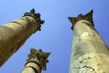 Temple of Artemis  Jerash  Jordan