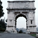Arch of the Emperor Titus  1st Century