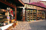Gift and Craft Shop  Masca  Tenerife  Canary Islands  2007