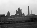 A View of Horden Colliery  County Durham  1964