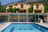 Holiday Apartments and Swimming Pool  Lourdas  Kefalonia  Greece