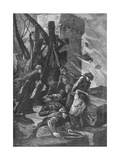 Black Agnes at the Siege of Dunbar  1338