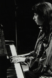 Canadian Pianist Renee Rosnes Playing at the Hertfordshire Jazz Festival  St Albans  1993