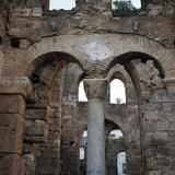 The Korkut Mosque in Antalya  5th Century
