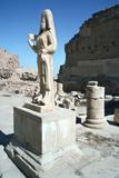 Statue of a Parthian Princess  Hatra (Al-Hadr)  Iraq  1977