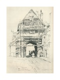 The Gatehouse Rochester  1925