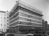 Refurbishment of a Building  Sheffield City Centre  South Yorkshire  1967