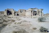 Ruins of Hatra (Al-Hadr)  Iraq  1977