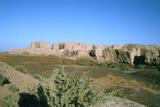 Walls of Kish  Iraq  1977