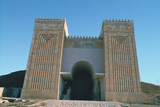 Nergal Gate  Nineveh  Iraq  1977