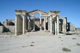 Hellenistic Temple  Hatra (Al-Hadr)  Iraq  1977