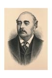 Sir Matthew White Ridley  1st Viscount Ridley (1842-1904)  British Conservative Politician and Sta