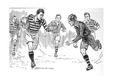 Rugby Football  1937