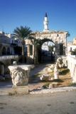 Arch of Marcus Aurelius  Tripoli  Libya  163 Ad