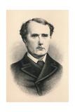 Henry Matthews  1st Viscount Llandaff  (1826-1913)  British Lawyer and Conservative Politician  189