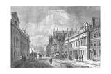 Old Street  Market Street  Westminster  1820