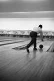Ten Pin Bowling  Sheffield  South Yorkshire  1964