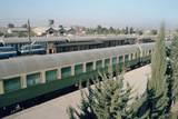 Railway Station Where Agatha Christie Arrived  Mosul  Iraq  1977