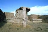 Temple of the Sibitti  Khorsabad  Iraq  1977