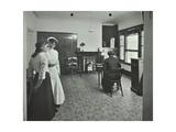 Eye Room  Fulham School Treatment Centre  London  1914