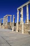 Theatre  Leptis Magna  Libya  1-2 Ad