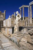 Leptis Magna  Libya  Circa 3rd Century Ad