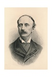 Edward Stanhope  (1840-1893)  British Conservative Party Politician  1896